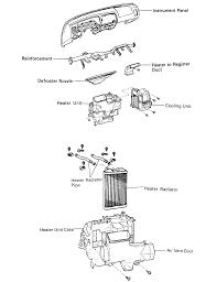 2002 4runner Fuse Box Diagram 85 Toyota Truck Fuse Panel Diagram