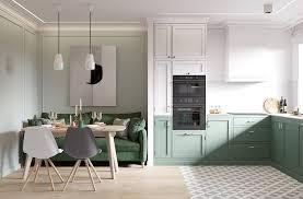 Minty <b>green</b>: 6 способов использовать свежий оттенок в интерьере