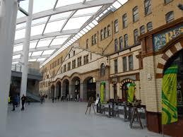 Bahnhof Manchester Victoria