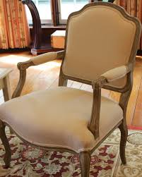 French Provincial Chair Re done New House New Home