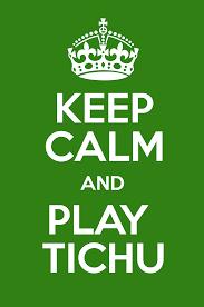 Keep Calm and play Tichu
