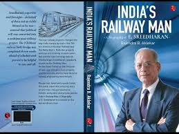 Image result for MAKING OF KONKAN RAILWAY IN 8 YEARS BY SREEDHARAN
