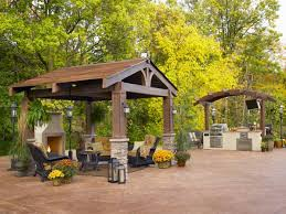 gazebo designs kitchen