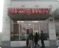 Martin Bakery Storefront Our Toronto Life
