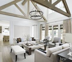 Transitional Hinsdale Abode With Neutral Interior Palette - Luxe home interiors
