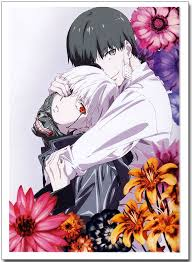 tokyo ghoul anime art book 8 gif 586 800