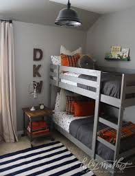 Boys Bedroom Ideas With Bunk Beds