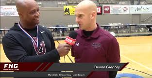 Mansfield Timberview Head Basketball Coach Duane Gregory - Friday Night  Glory