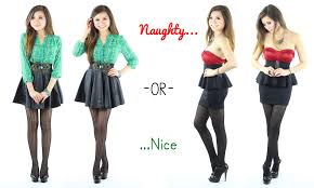 Naughty & Nice Holiday Party Looks + Contest Announcement