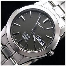 17 best images about seiko titanium solar titanium best quality watches seiko men s titanium sapphire sgg731p1 £144 99