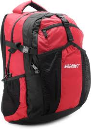 Wildcraft Fusion Laptop Backpack Red Price in India Flipkart