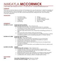 Great Resume Best Sales Customer Service Advisor Resume Example LiveCareer 46