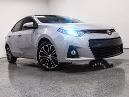 Pre-Owned 2014 Toyota Corolla S 4dr Car in Scottsdale #KP3493 ...