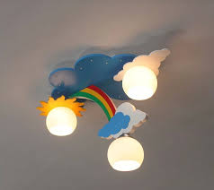 childrens bedroom lighting. interesting childrens creative lighting with modern minimalist ceiling lamp rainbow light wind  cartoon children bedroom childrenu0027s room lighting on aliexpresscom  alibaba  to childrens bedroom t