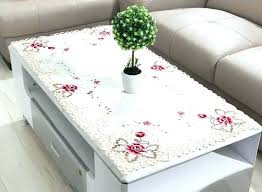 side table cloth awesome tablecloth coffee cover colour in seaside square bedside covers round accent