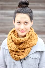 Crochet Infinity Scarf Pattern Awesome Decorating Ideas