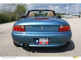 1996 z3 19 roadster atlanta blue metallic tan photo 13 atlanta blue metallic 1996