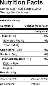 Booster Juice Nutrition Chart Wheatgrass Ginger Shots Juiceitup Com