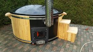 siberian larch hot tub tubs cedar nz aucklan full size