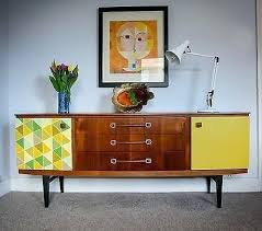 teak retro furniture. 60s Inspired Furniture Retro Vintage Teak Mid Century Danish Style Chest  Sideboard Era And Paintings Chairs Teak Retro Furniture