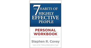 The 7 Habits of Highly Effective People Personal Workbook by ...
