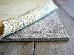 superior lock premium rug pad area rug pads rug pad home depot canada