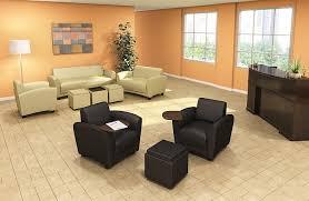 office waiting room furniture. mayline aspire leather office seating waiting room furniture