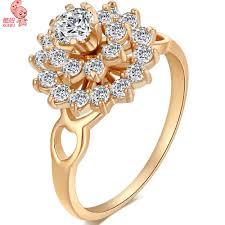 Женское Обручальное Кольцо Wukalo, белое <b>золотое кольцо</b> с ...
