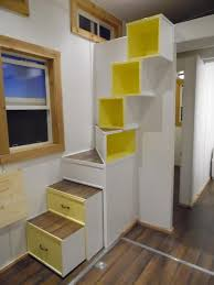 144 Square Feet A 144 Square Feet Tiny House On Wheels Built By Upper Valley Tiny