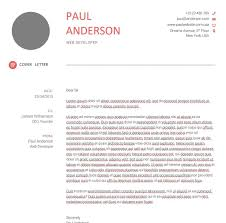 Resume Cover Letter Red Grey Job Search Qld