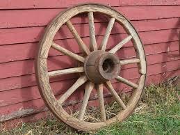 wooden wagon wheel rustic antique wagon wheels