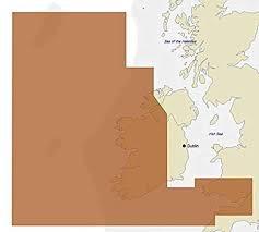 Bristol Harbor Tide Chart Amazon Com C Map Nt Chart Ew C233 Bristol Channel And