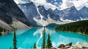 Wallpaper Moraine Lake, 4k, 5k ...