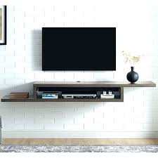 wall mount shelf for tv components very attractive shelves martin home furnishings ascend asymmetrical mounted glass wall mount shelf for tv components
