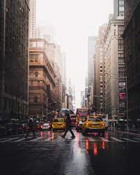 New York Taxi Pictures