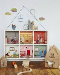 Diy Ikea Kallax Doll House For Kids Playroom