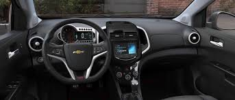 The 2017 Chevrolet Sonic at Tom Gill Chevy