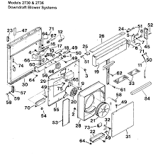 broan vent system parts model 2736 sears partsdirect range hood 3 results part by diagram >