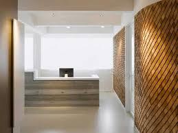 design an office space. a modern office space design reception area an