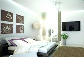 Good Size Tv For Bedroom Best In Ideas On Wall What