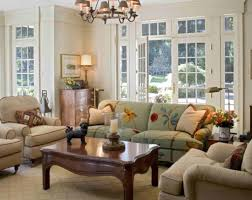 Living Room Country Interior Cozy Country Living Room Interior Ideas With Fireplace