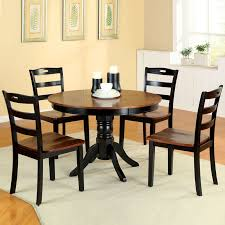 round pedestal kitchen table decoration simple