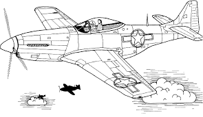 These coloring books for airplane are unique and are collected from various sources of internet that are not easy to get. Military Airplane Coloring Pages Coloring And Drawing
