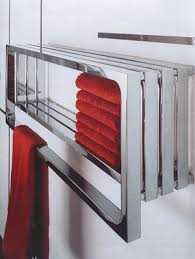 Towel Warmer from Monte Carlo  Heated Towel Rails