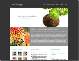 Microsoft Web Page Templates Free Green Business Web Site Template Expression Web Team Blog