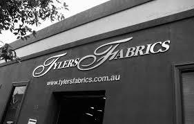 Tylers Fabrics: Home