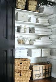 bathroom closet organization ideas. Plain Closet Linen Closet Organizers Organization Ideas Stunning Bathroom  And Storage  In Bathroom Closet Organization Ideas Z
