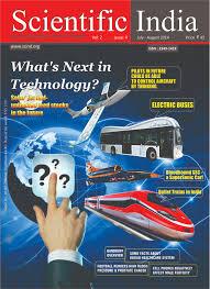 Scientific India Magazine