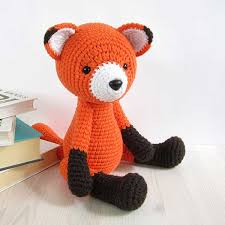 Crochet Fox Pattern Best Red Fox Amigurumi Pattern Amigurumipatternsnet