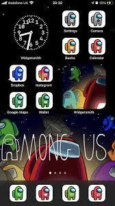 Among Us iOS 14 App Icons, IOS14 Among ...